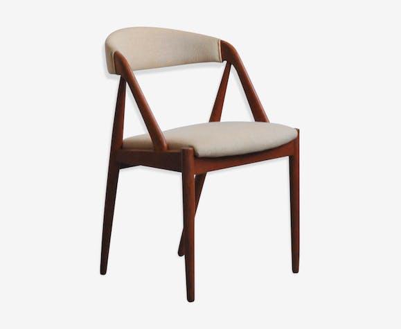 Chaise  modèle 31 par Kai Kristiansen pour Schou Andersen, années 1960