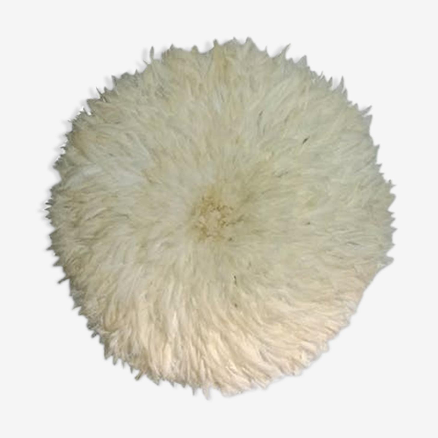 Juju hat blanc 40 cm
