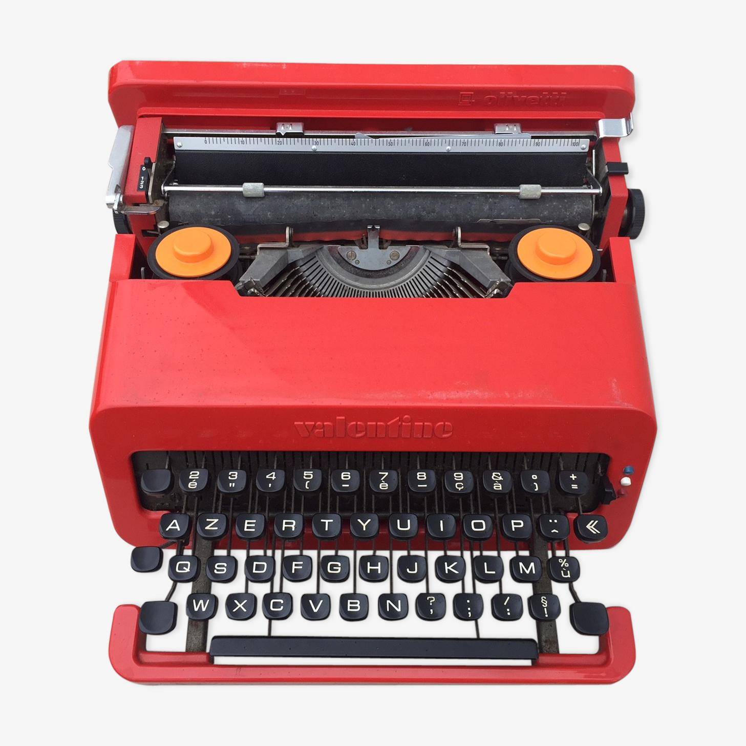 Ettore Sotsass Typewriter by Olivetti 1969