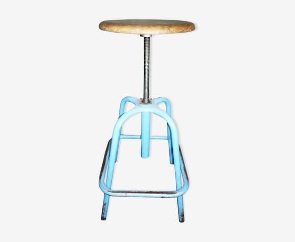 Industrial stool - Ets Sautereau Paris