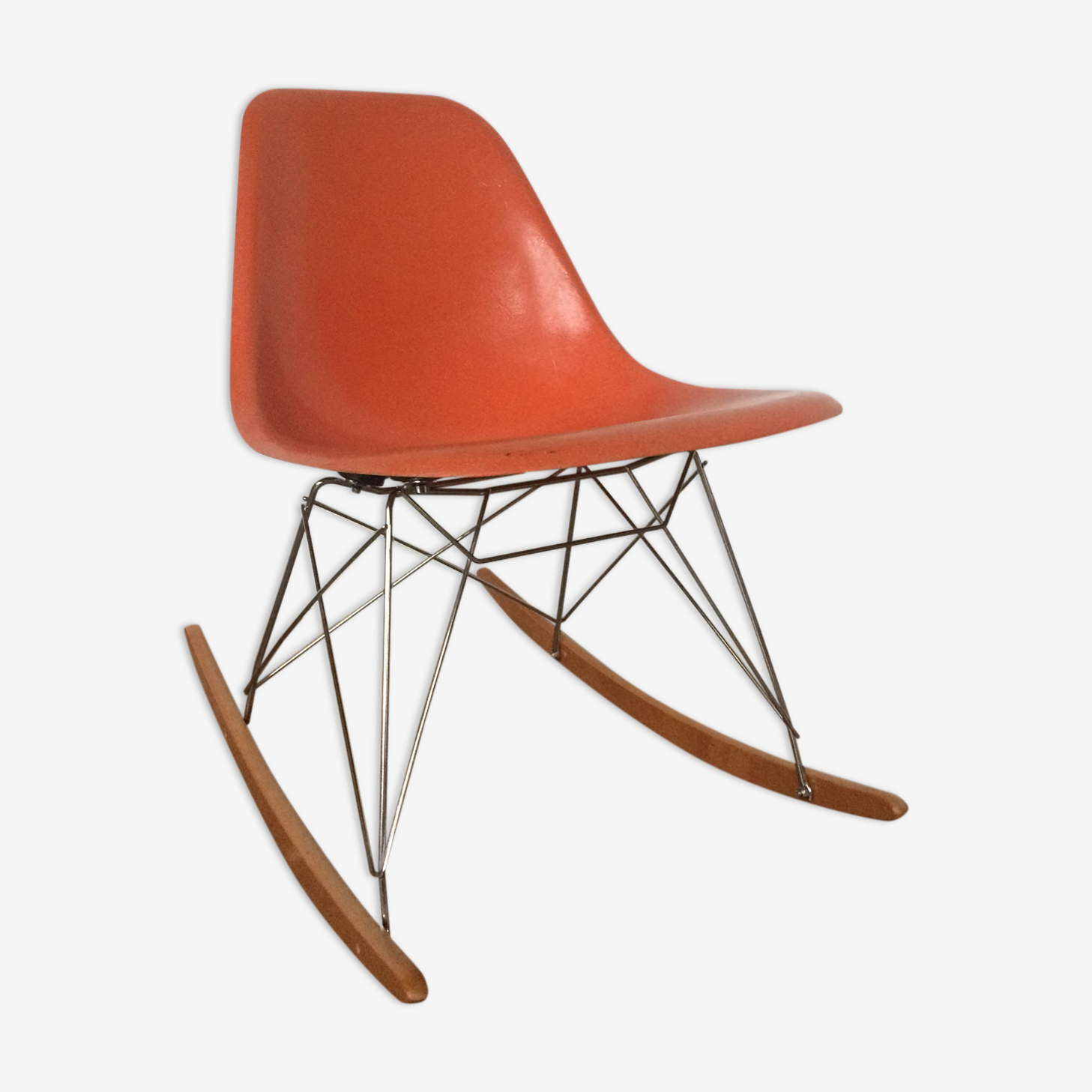 Rocking-chair Eames édition Herman Miller