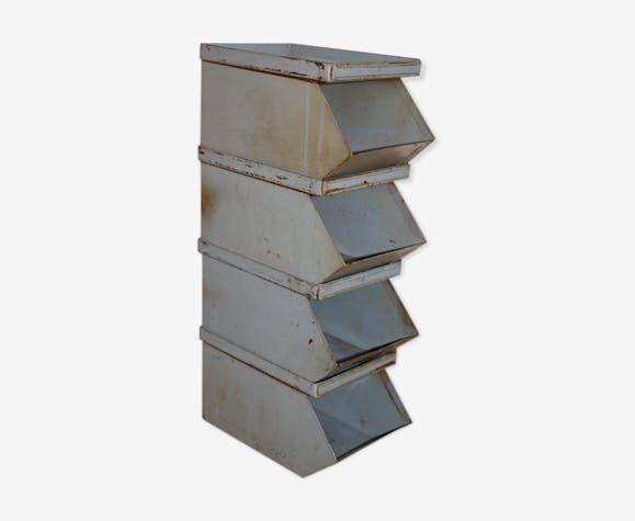 Factory locker steel