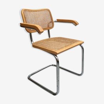 Cesca b64 chair by Marcel Breuer