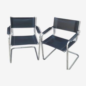 Pair of chairs Matteo Grassi