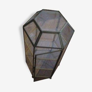 Petit terrarium vitrine