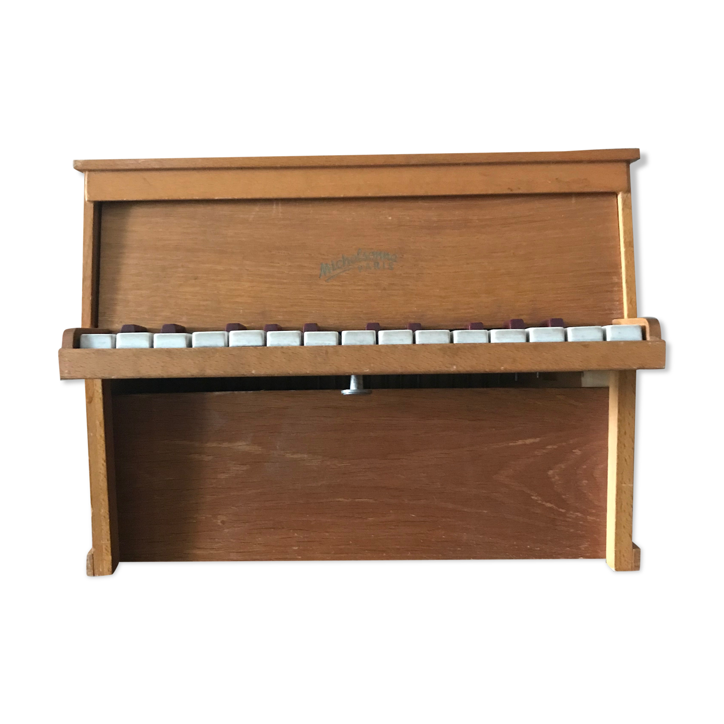 MICHELSONNE PARIS in very good condition toy piano jouet ORIGINAL
