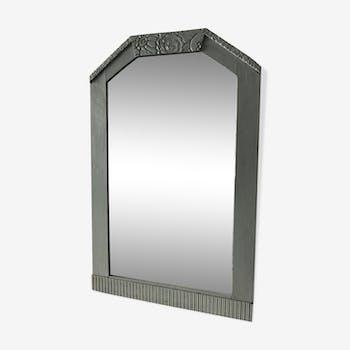 Miroir art déco 45x69cm