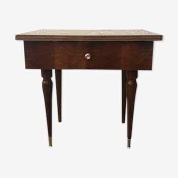 Table de chevet années 60