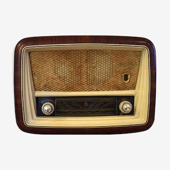 Radio vintage Meiningen station