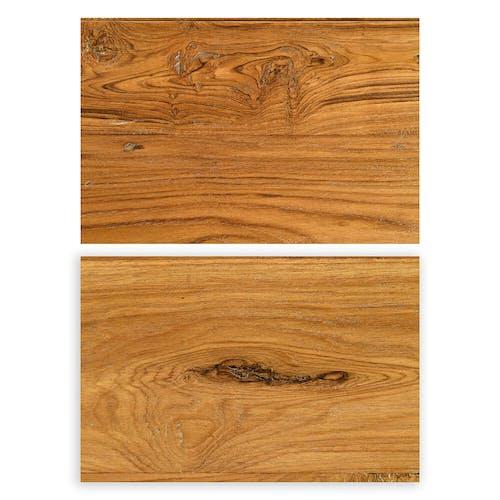 Table en bois à 6 pieds