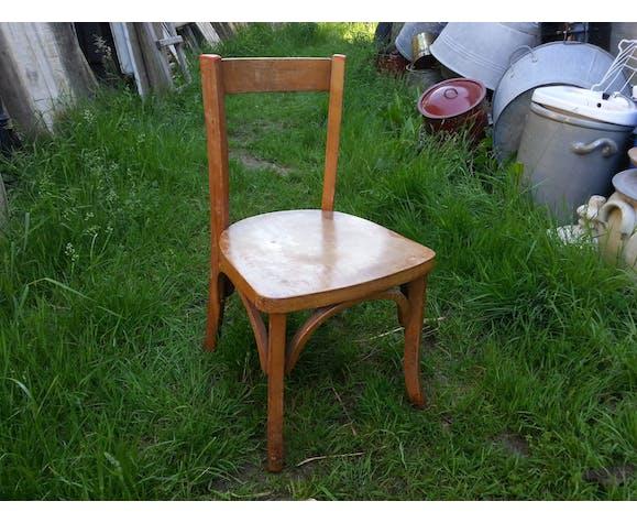 """Chaise en bois pour enfant """"Luterma"""""""