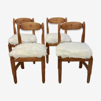 Chairs Guillerme and Chambon