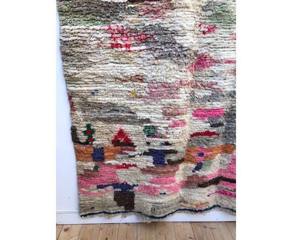 Moroccan Berber rug Boujaad 2,48x1.48m
