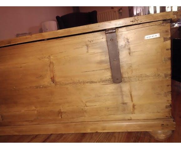 English pine box