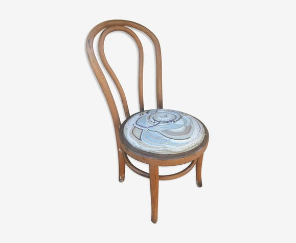 Ancienne chaise enfant style Thonet