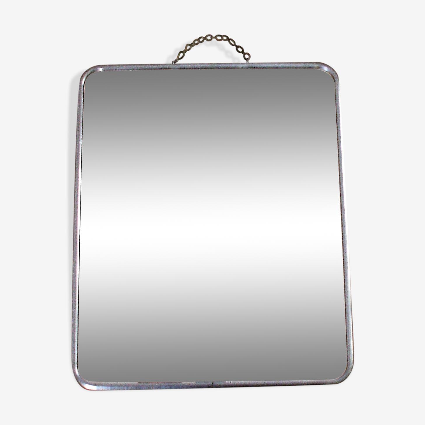 Miroir barbier 28X14 cm