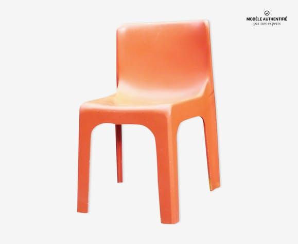 Chaise Ligne Styrne Design Etienne Fermigier