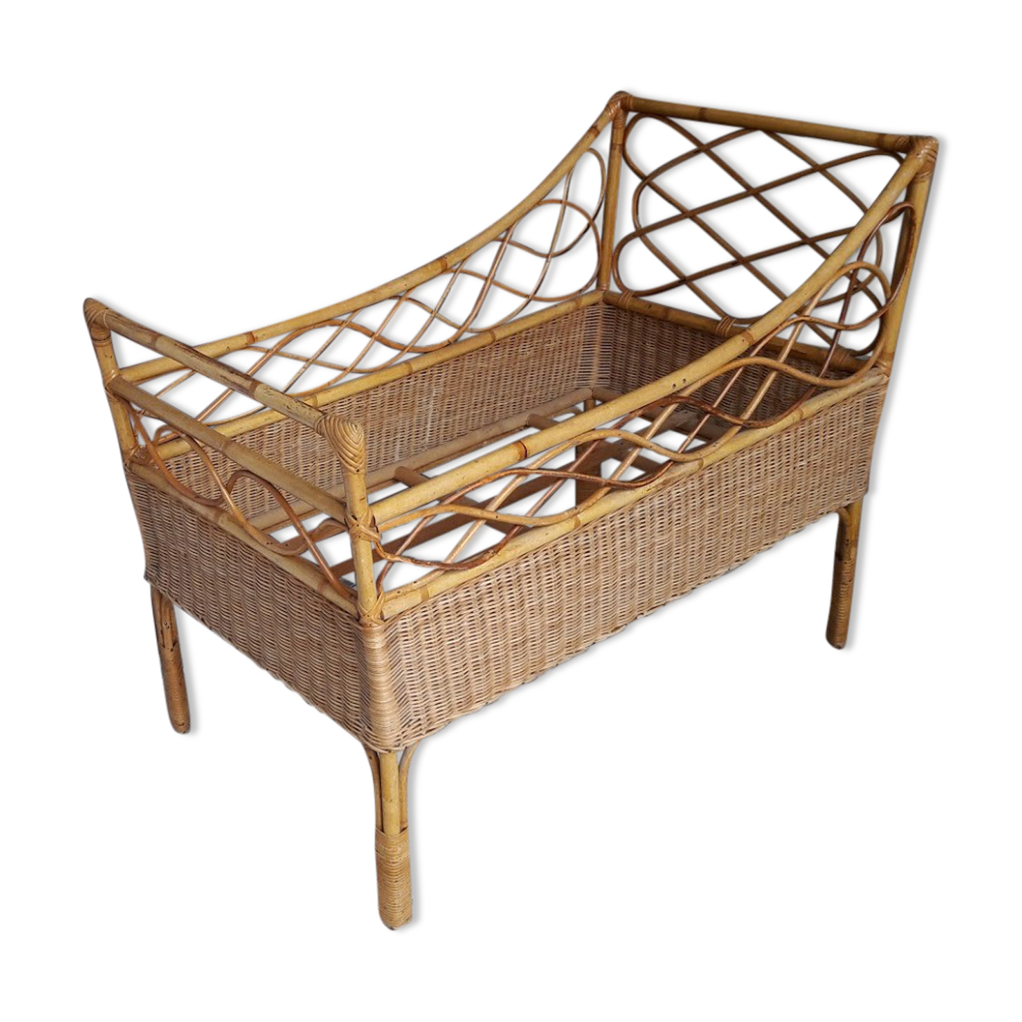 lit en osier ikea great interesting simple tete de lit a. Black Bedroom Furniture Sets. Home Design Ideas