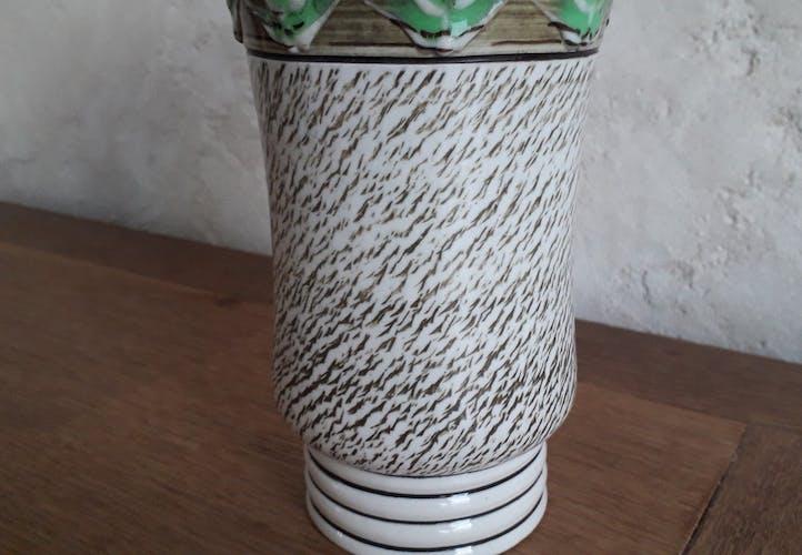 Vase en céramique Lucien Brisdoux