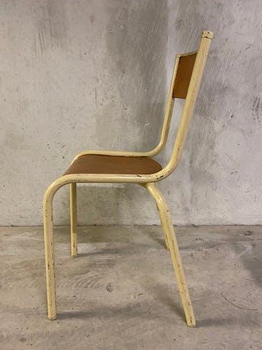 Chaise d'école