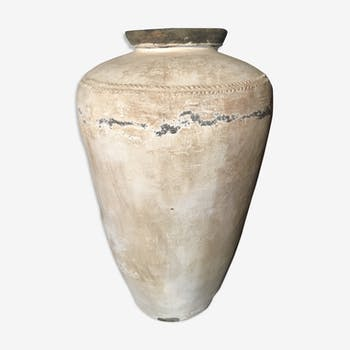 Very large terracotta jar