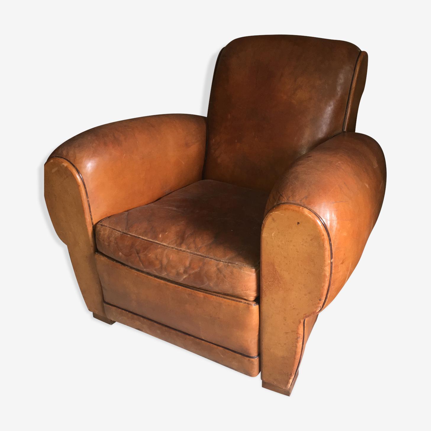 Old club armchair 40/50