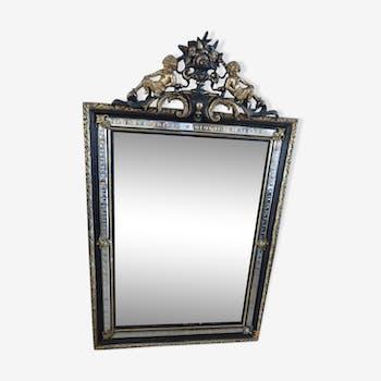 Napoleon III mirror 74x125cm
