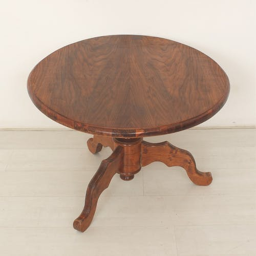 Antique coffee table ca 1890
