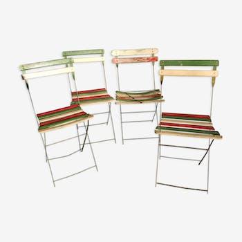 Mobilier de jardin vintage d\'occasion - Selency