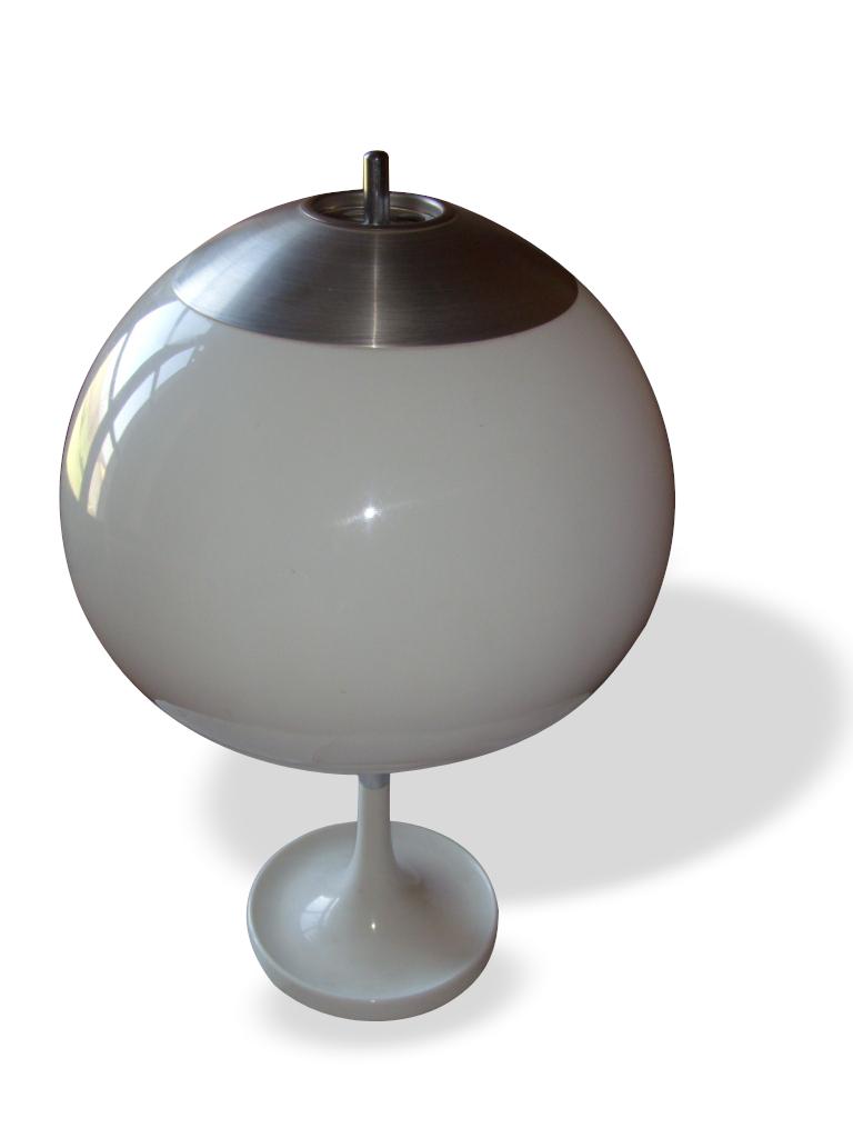 Lampe Champignon Désign Panthella De Verner Panton - Plastique