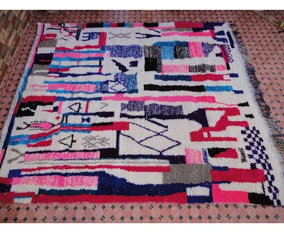 Berber carpet 290x247 cm