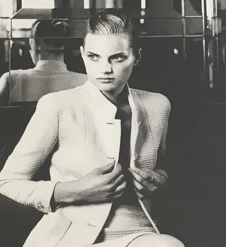 Chanel - Photo de Karl Lagerfeld - collection 1996 / 1997
