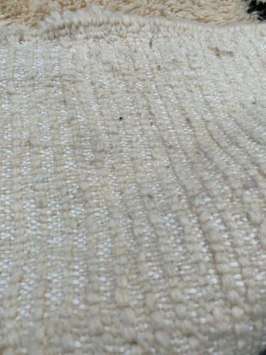 Tapis berbere Beni Ouarain 250x360 cm