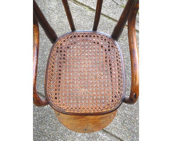 Chaise de poupée de Thonet 1900 collection