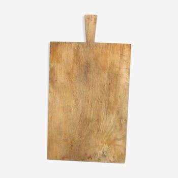 Planche à découper en bois, vintage