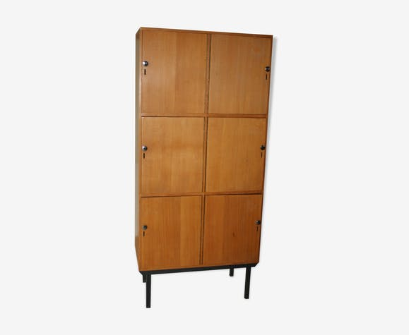 1950s locker furniture