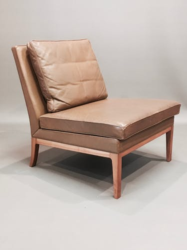 Ensemble canapé et deux fauteuils design 1960 Kill International