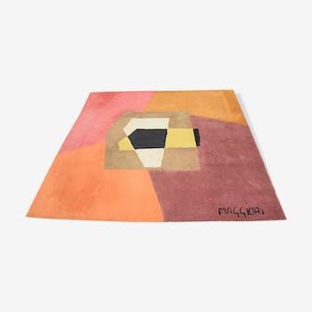 Carpets years 80-vintage-design-Maggiori-Roche Bobois-modernist