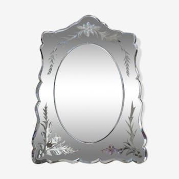 Miroir vénitien 27x42cm