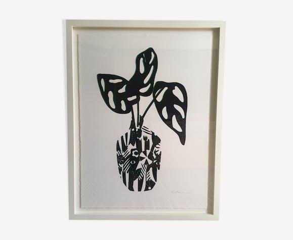 "Illustration ""jungle"""