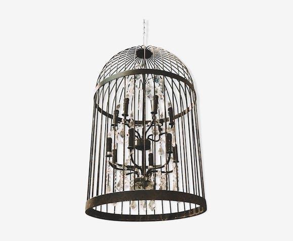 Lustre cage