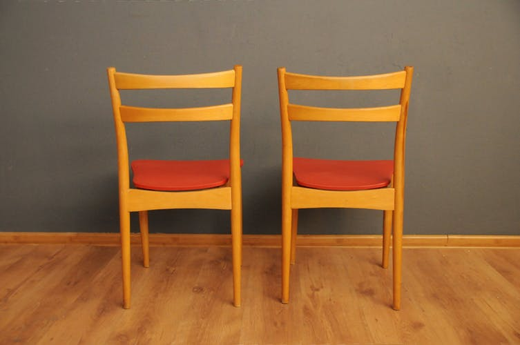 Vintage Chairs, Set Of 4