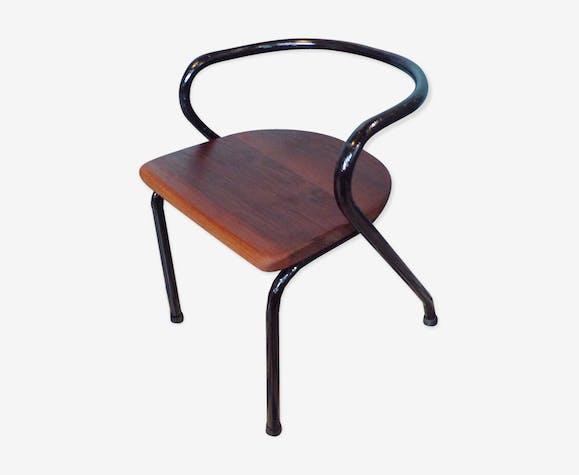 Chaise enfant par Jacques Hitier