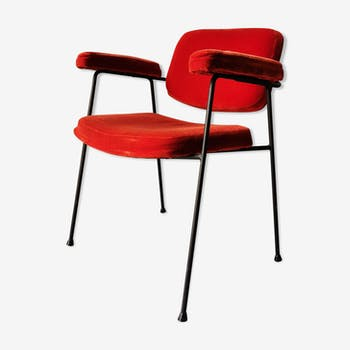 CM197 armchair by Pierre Paulin, Thonet edition