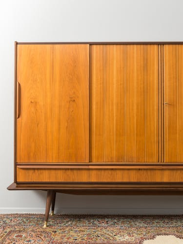 Buffet TV cabinet from the 1950s