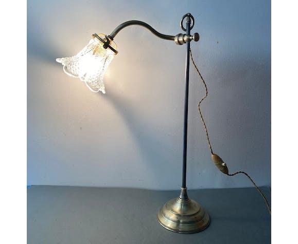 Lampe de bureau Monix monte et baisse