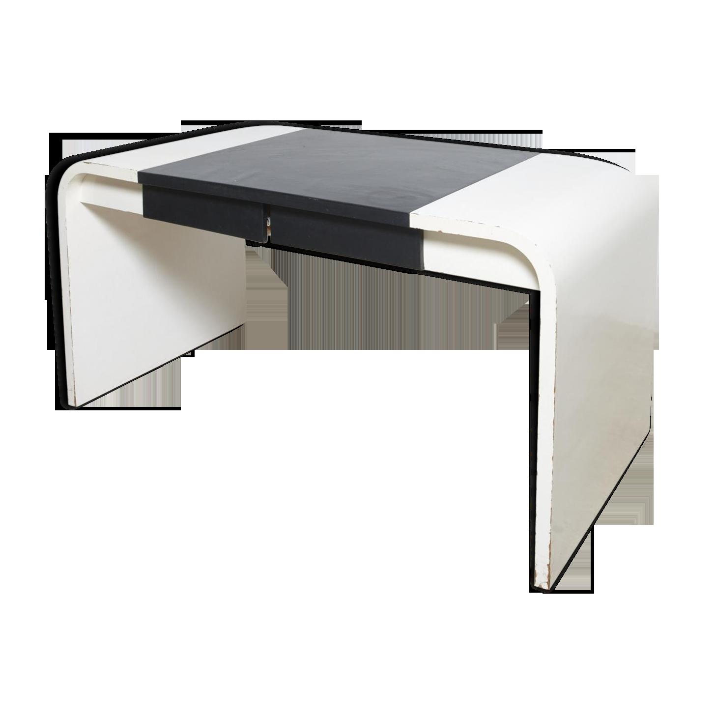 Bureau vintage pas cher merveilleux bureau scandinave en bois
