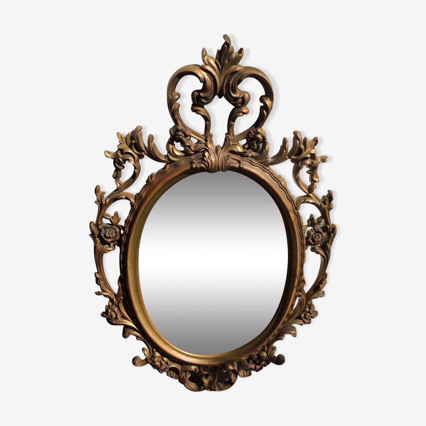 Miroir vénitien 54 x 84 cm