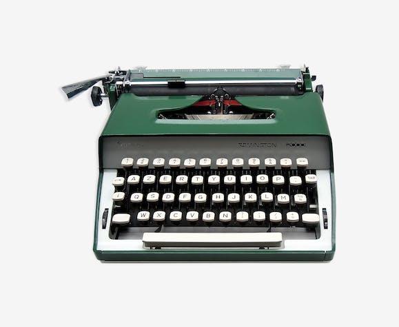 Machine à écrire remington des années 70