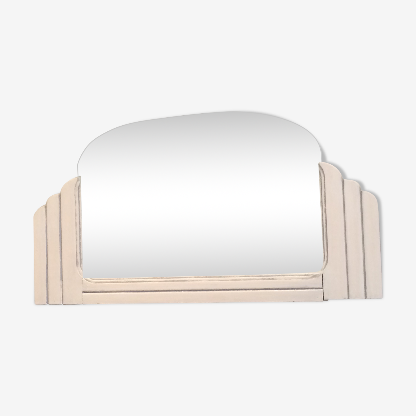 Art deco mirror 38x72cm